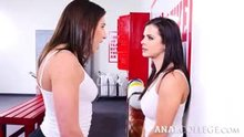 Abella Danger and Keisha Grey - Put It In, Coach
