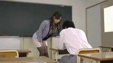 Kurea Hasumi - Fucking Her Student During Detention