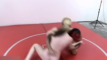 Lily Rader vs BT - Sexual Domination Match