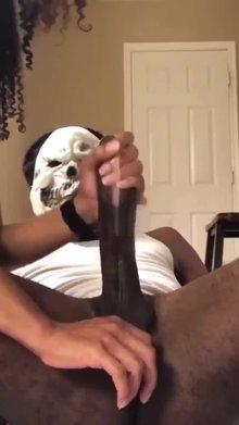 Halloween's big dick