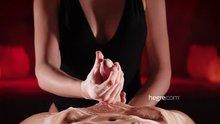 wet and wild penis massage (sound)