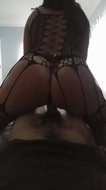 Fucking in fishnets  - PMs welcome