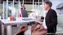 Secretary GiGi Allens is really good at dictation