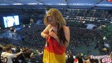 Frankfurter girl