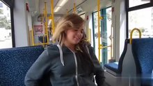 Cumming on the Public Bus Route