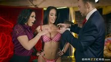 Anissa Kate and Rachel Starr - You Can Cream On Me